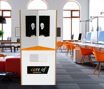 Corona Hygienstation