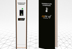 Temperaturstation Åtta.45 Tryckeri