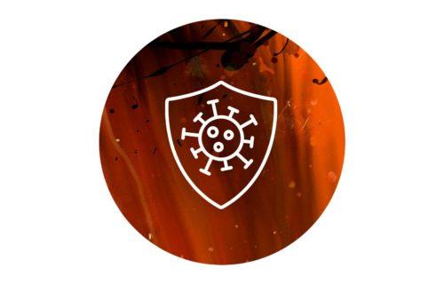 Trygg Miljö Corona Pandemi icon