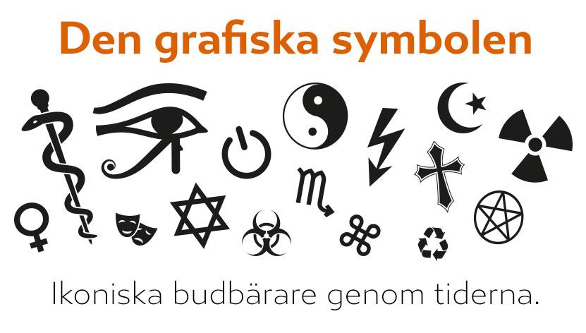 Grafiska symboler Åtta.45 Tryckeri